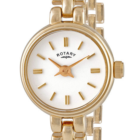 Citizen Eco-Drive Silhouette Crystal Ladies Watch EM0483-89D