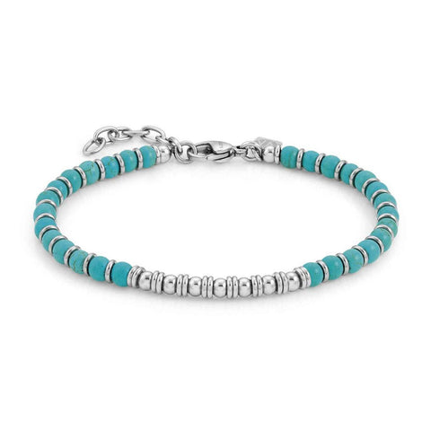 Nomination Instinct Bead Bracelet with Turquoise 027902 33