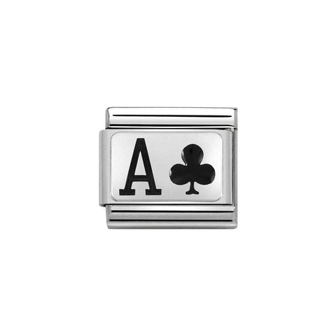 Nomination Ace of Clubs Charm 330208 26