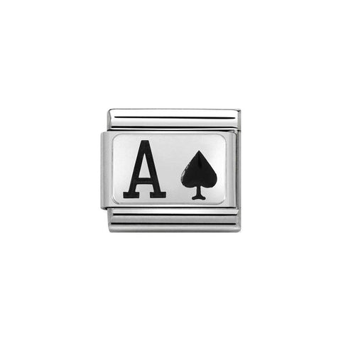 Nomination Ace of Spades Charm 330208 27