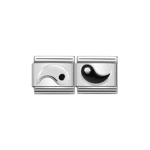 Nomination - One For Me One For You - Ying and Yang Charms 339220 20
