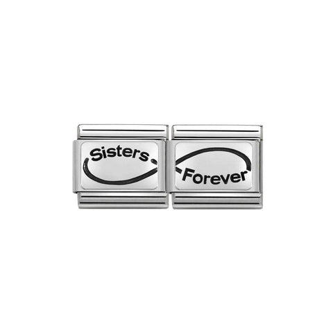 Nomination - One For Me One For You - Sisters Forever Charms 339217 20