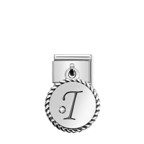 Nomination Hanging Letter I Charm 031715 09