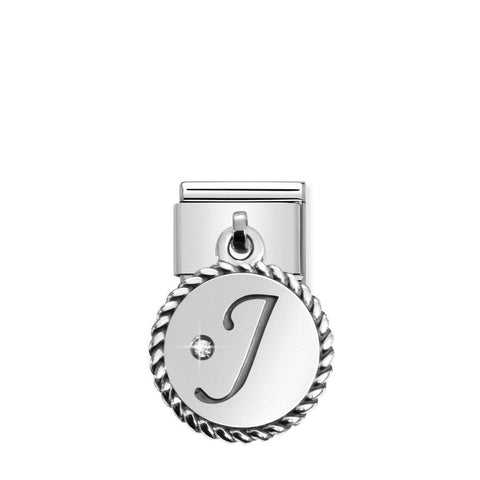 Nomination Hanging Letter J Charm 031715 10