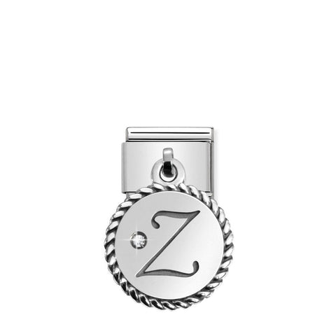 Nomination Hanging Letter Z Charm 031715 26
