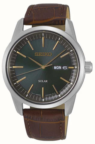 Seiko Conceptual Series Gents Solar Watch SNE529P1 1004143