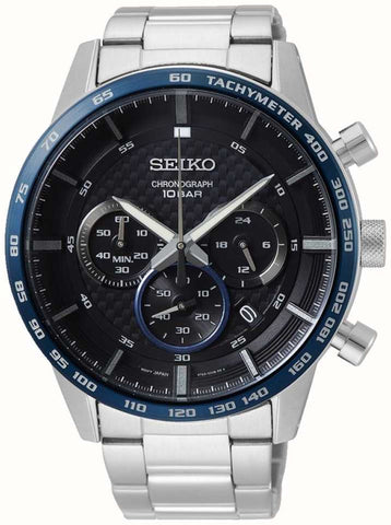 Seiko Conceptual Series Gents Chronograph Watch SSB357P1