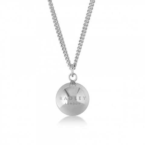 Radley - Bliss Crescent Sterling Silver Necklace RYJ2013