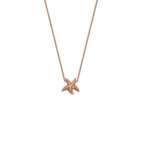 Hot Diamonds Rose Gold Plated Eternal Love Necklace DN135