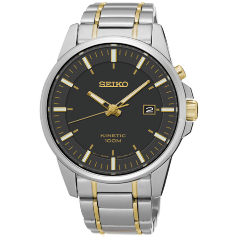 Seiko Kinetic Gents Bracelet Watch SKA735P1 1004094