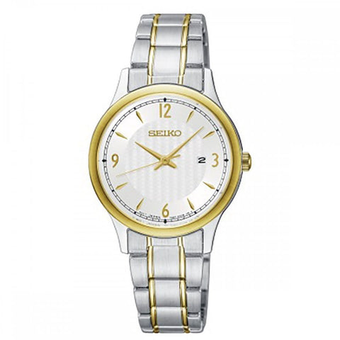 Seiko Conceptual Quartz Ladies Watch SXDG94P1