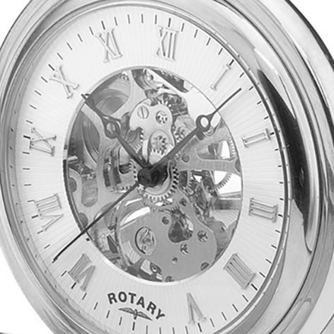 Rotary Pocket Watch with Skeleton Dial MP00712/01