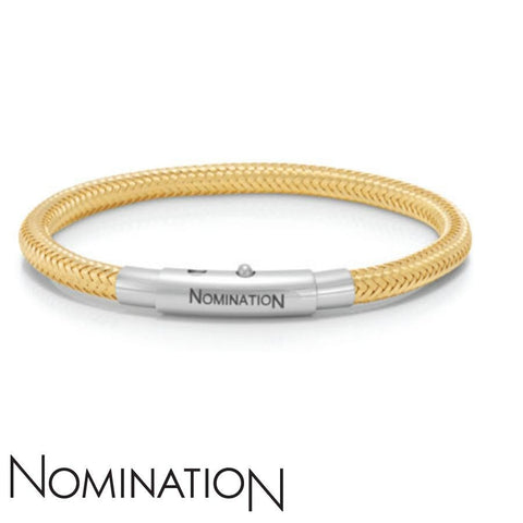 Nomination You Cool Yellow Joy Bracelet