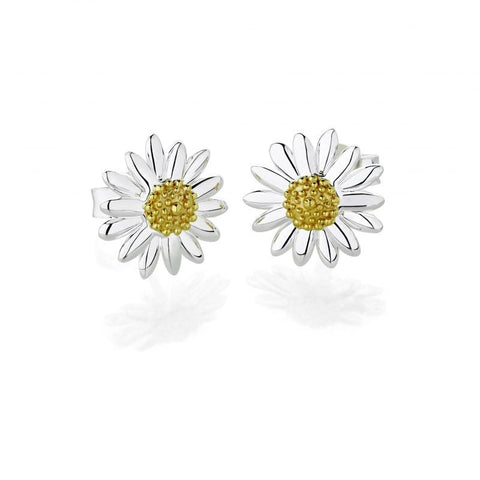 Daisy 10mm English Stud Earrings E2005