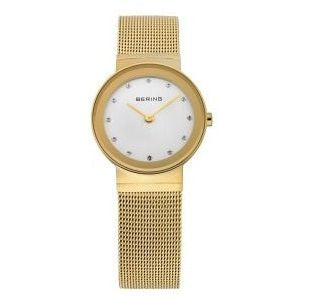 Bering Ladies Mesh Watch 10126-334