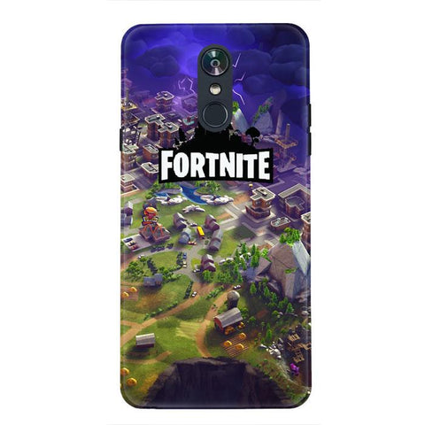 Fornite Games Video S0558 LG Stylo 4 , Lg Stylo 4 Plus , Lg Stylus 4 , Lg Stylus 4 Plus, Lg Q Stylus Case