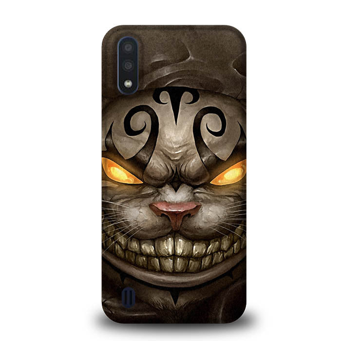 Alice Madness Returns Cheshire Cat Z0999 Samsung Galaxy A01 Case
