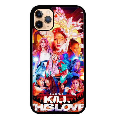 Blackpink Drawing L2908 iPhone 11 Pro Case