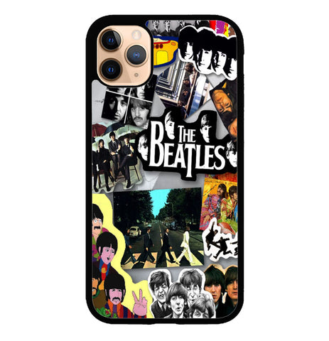 the beatles quotes Y0870 iPhone 11 Pro Case