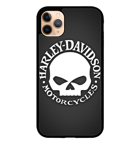 Harley Davidson Motorcycles G0135 iPhone 11 Pro Case