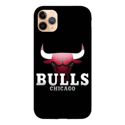 Bulls Chicago FF0216 iPhone 11 Pro Max Cover Cases