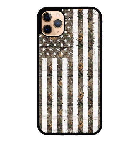 Flag Realtree FF0247 iPhone 11 Pro Cover Cases