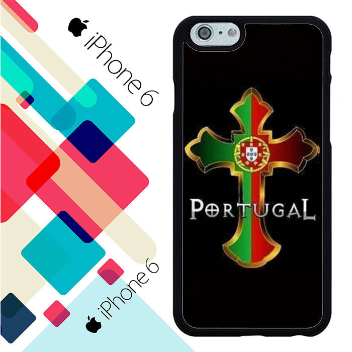Portugal Creation Flag S0267 iPhone 6 | 6S Case New Year Gifts 2020-iPhone 6 | 6S Cases-Recovery Case