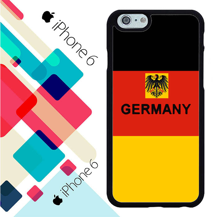 Germany Flag Eagle S0278 iPhone 6 | 6S Case New Year Gifts 2020-iPhone 6 | 6S Cases-Recovery Case