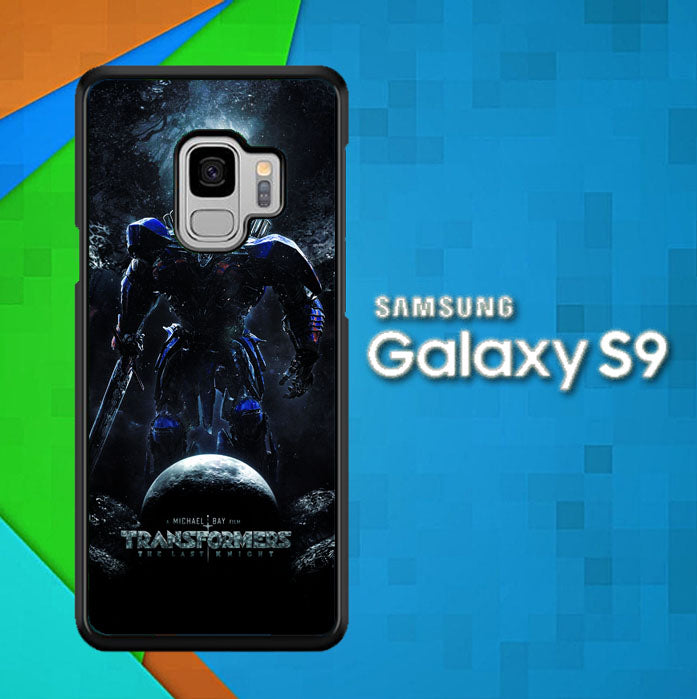 Transformer The Last Knight O0747 Samsung Galaxy S9 Case Christmas Gifts | Xmas Presents and Gift Ideas-Samsung Galaxy S9 Cases-Recovery Case