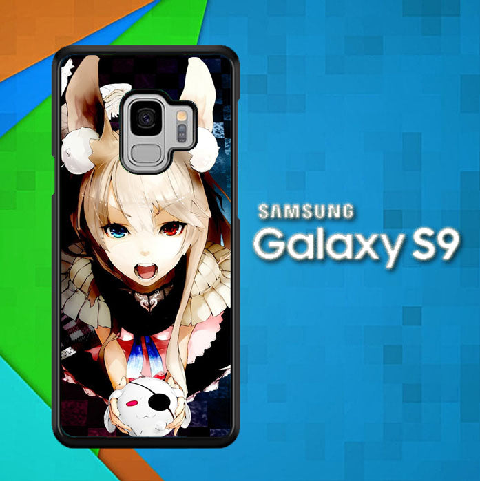 Anime Wallpaper O1223 Samsung Galaxy S9 Case Recovery Case