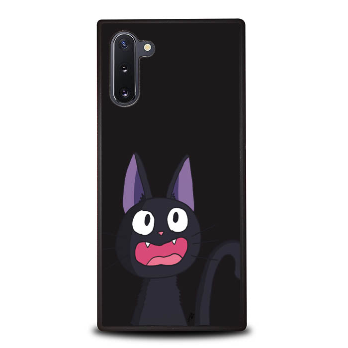 Jiji Kiki S Delivery Service Cat O3093 Samsung Galaxy Note 10 Cover Cases Recovery Case