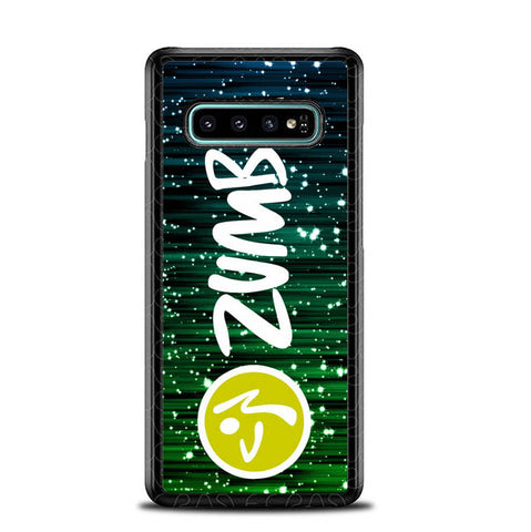 Zumba Fitness Logo O3151 Samsung Galaxy S10 Plus Cover Cases