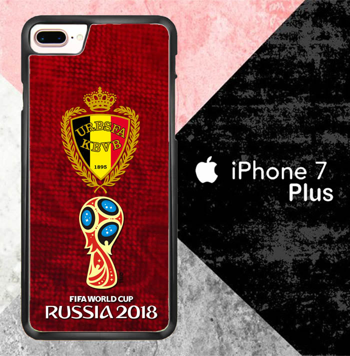 Belgium Fifa WOrld Cup 2018 O4035 iPhone 7 Plus Case New Year Gifts 2020-iPhone 7 Plus Cases-Recovery Case