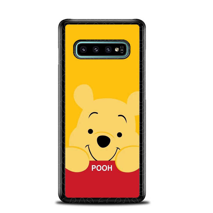 Winnie Pooh O6725 Samsung Galaxy S10 Plus Case New Year Gifts 2020-Samsung Galaxy S10 Plus Case-Recovery Case