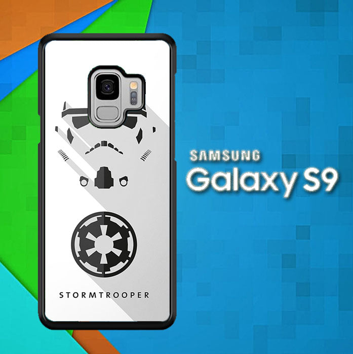 Stormtrooper O0246 Samsung Galaxy S9 Case Christmas Gifts | Xmas Presents and Gift Ideas-Samsung Galaxy S9 Cases-Recovery Case