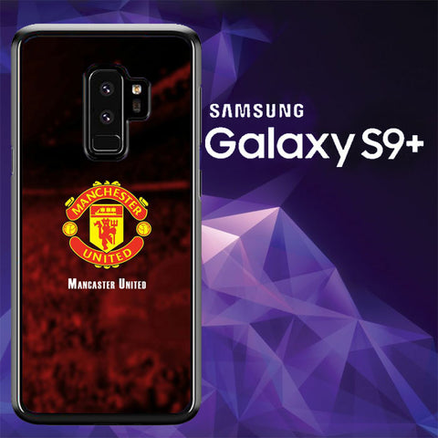 Man Utd O0462 Samsung Galaxy S9 Plus Cover Cases