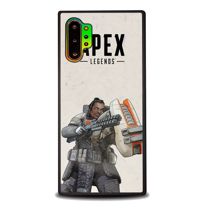 GIBRALTAR APEX LEGEND B0019 Samsung Galaxy Note 10 Plus Case New Year Gifts 2020-Samsung Galaxy Note 10 Plus Case-Recovery Case