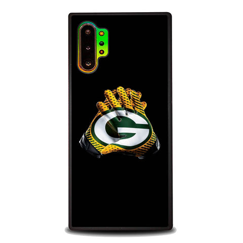 GREENBAY PACKERS GLOVES B0233 Samsung Galaxy Note 10 Plus Cover Cases