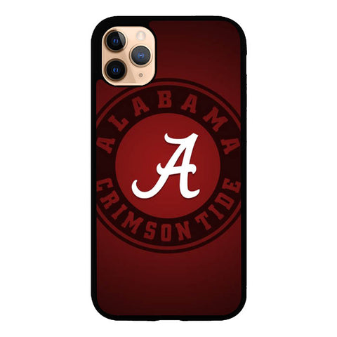 ALABAMA CRIME TIDE B0244 iPhone 11 Pro Max Cover Cases