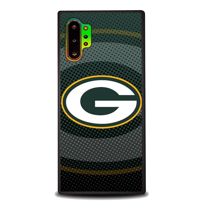 Greenbay Packers Loogo B0249 Samsung Galaxy Note 10 Plus Case New Year Gifts 2020-Samsung Galaxy Note 10 Plus Case-Recovery Case