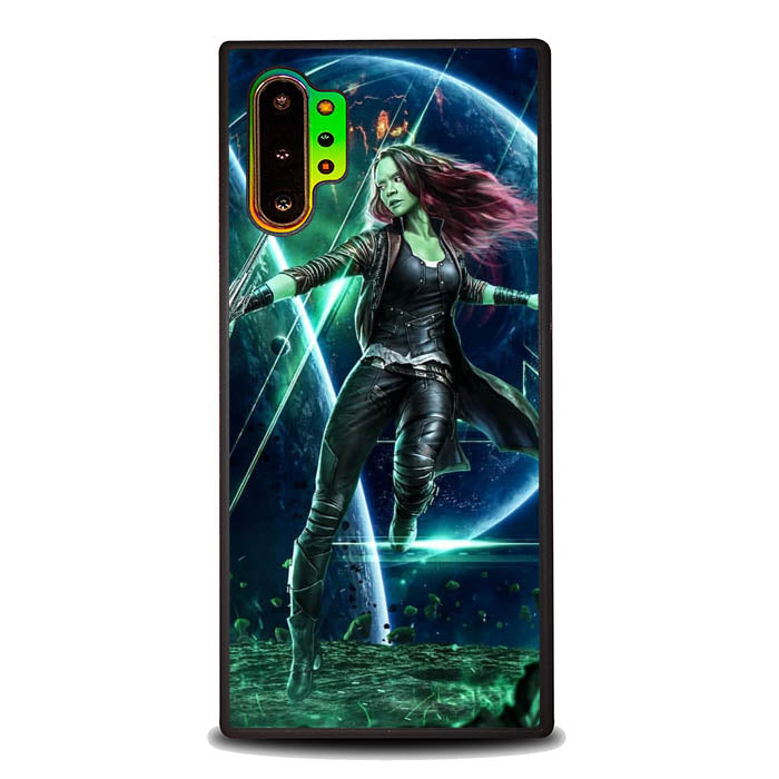 Gamora B0345 Samsung Galaxy Note 10 Plus Case New Year Gifts 2020-Samsung Galaxy Note 10 Plus Case-Recovery Case