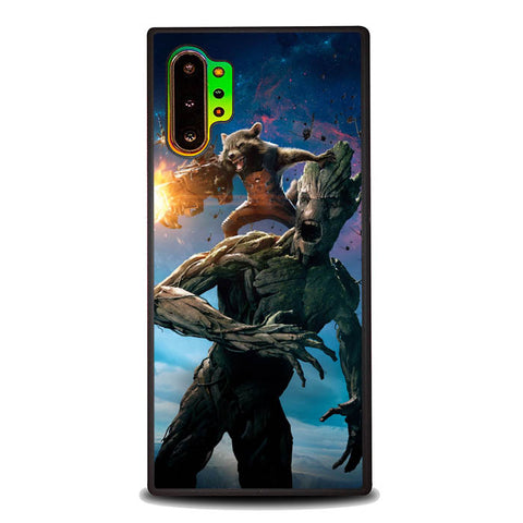 Groot B0347 Samsung Galaxy Note 10 Plus Cover Cases