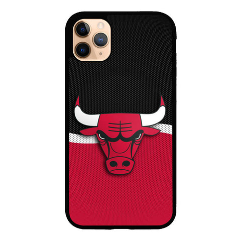 Chicago Bulls iPhone 11 Pro Max Cover Cases