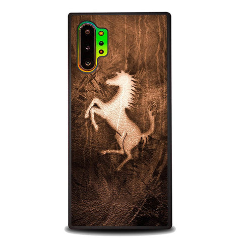 Ferrari Logo B0413 Samsung Galaxy Note 10 Plus Cover Cases