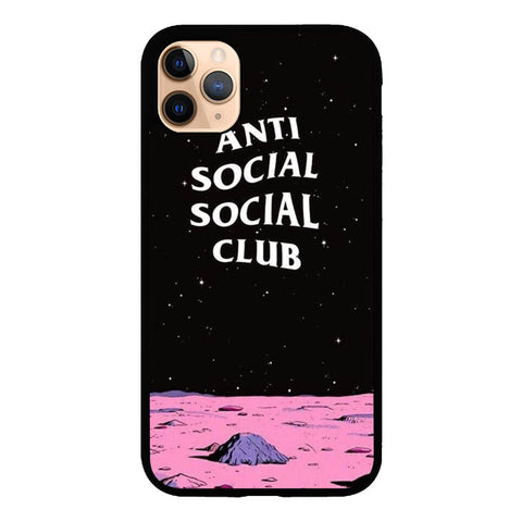 Anti Social Club B0514 iPhone 11 Pro Max Cover Cases