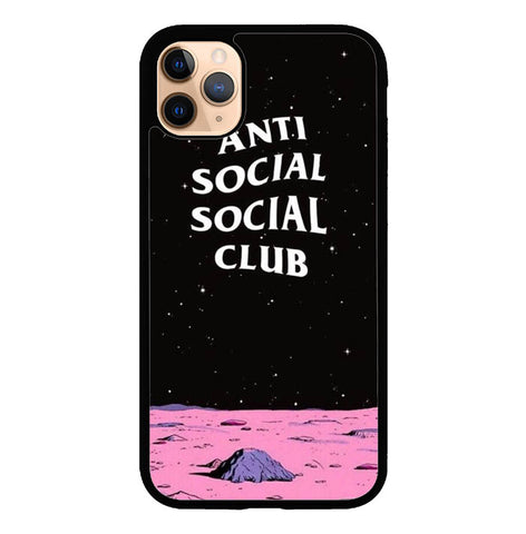 Anti Social Club B0514 iPhone 11 Pro Cover Cases