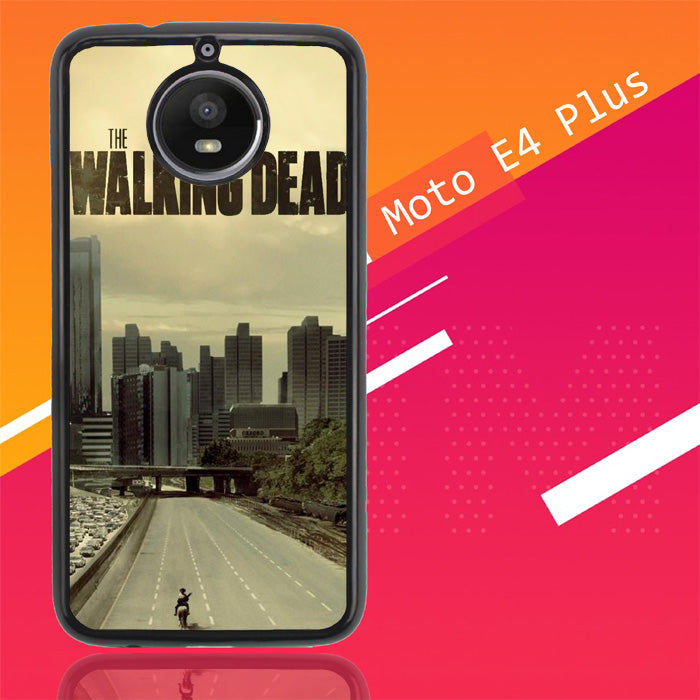 Walking Dead Daryl Dixon F0243 Motorola Moto E4 Plus Case Christmas Gifts | Xmas Presents and Gift Ideas-Motorola Moto E4 Plus-Recovery Case