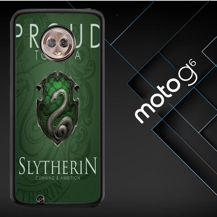 Proud To Be Slytherin F0574 Motorola Moto G6 ( Moto G 6th Generation ) Case New Year Gifts 2020-Moto G6 ( Moto G 6th Generation )-Recovery Case