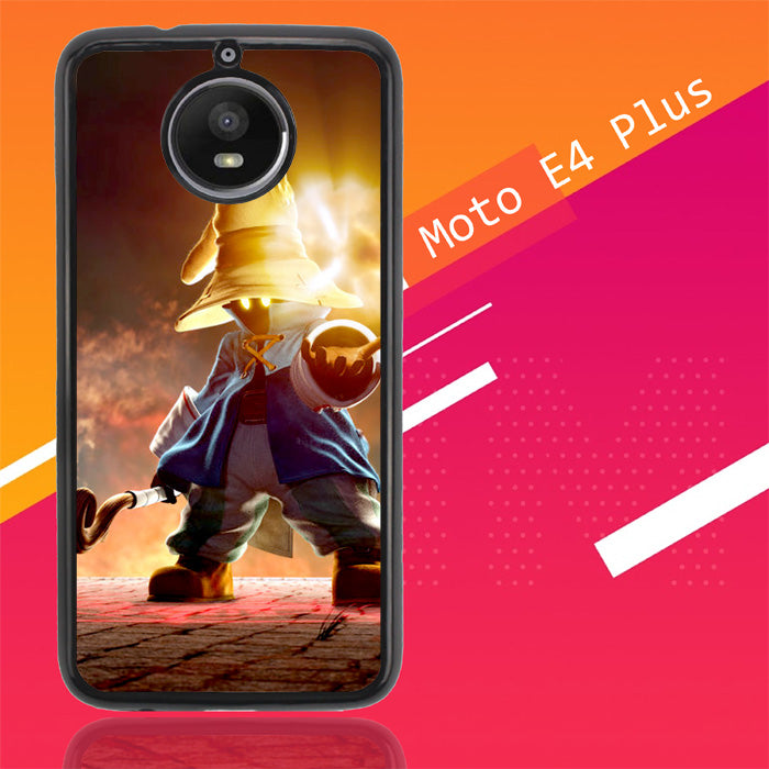 Vivi Final Fantasy Ix Character F0808 Motorola Moto E4 Plus Case Christmas Gifts | Xmas Presents and Gift Ideas-Motorola Moto E4 Plus-Recovery Case