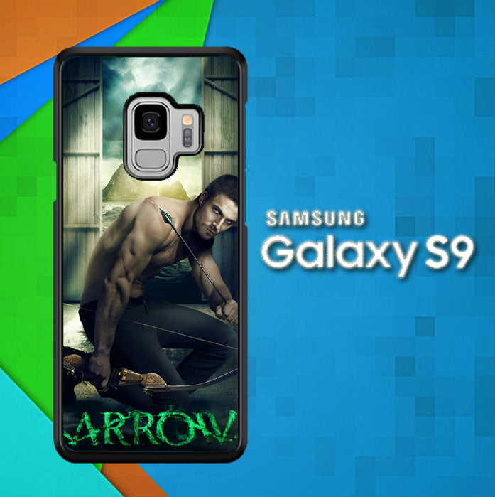 Arrow Poster Z0205 Samsung Galaxy S9 Case New Year Gifts 2020-Samsung Galaxy S9 Cases-Recovery Case
